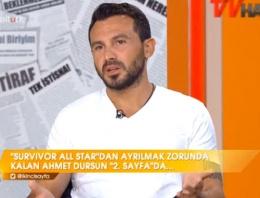 Survivor Ahmet Dursun yeni işini açıkladı
