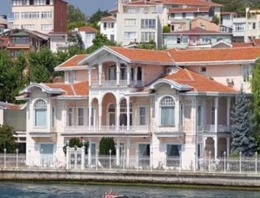 Türkiye'nin en pahalı yalısı kaça satıldı!