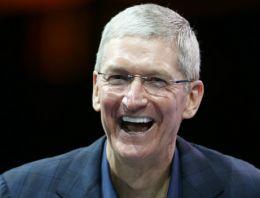 Apple'ın CEO'su tüm servetini bağışlıyor