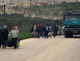 Suriye'de bir kent daha düştü!