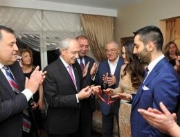Kemal Kılıçdaroğlu kız istedi işte o anlar
