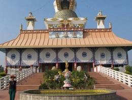 İTÜ'de budist tapınağı sürprizi!