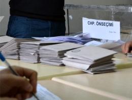 CHP İstanbul ön seçim sonuçları