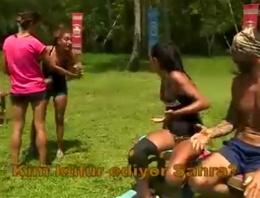 Survivor'da kim elendi All Star'ı karıştıran kavga!