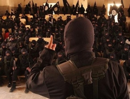 IŞİD'li teröristler böyle mezun oldu