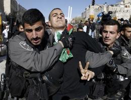 İsrail askerleri Gazze'deki yürüyüşe ateş açtı