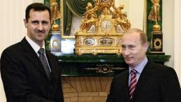 Esad Rusya'nın o yalanını ortaya çıkardı!