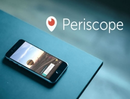 Periscope canlı yayın yazılımı nedir, nasıl kullanılır?