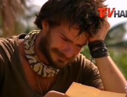 Survivor Hakan Hatipoğlu'nun gözyaşları