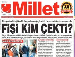 Milat gazetesinden savcı özrü