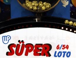 Süper Loto sonuçları 3 Eylül çekilişi rekor ikramiye...