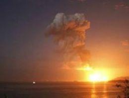 Kars'ta doğalgaz boru hattında patlama