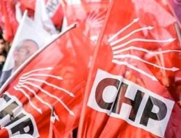 CHP'de 65 kişi partiden istifa etti  FLAŞ