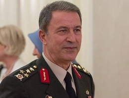 Orgeneral Hulusi Akar Kazakistan'da