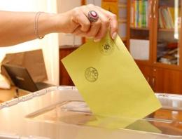 Genel seçimler için ilk oy 8 Mayıs'ta!