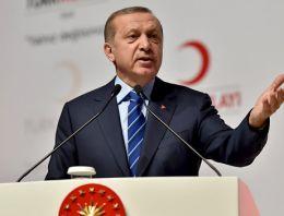 Erdoğan'dan Barış Zirvesi'nde soykırım resti!
