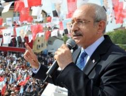 Kılıçdaroğlu '4 yılda yoksulluğu bitireceğim'