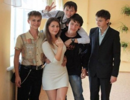 Din kültürü öğretmeninden sonra Rus öğretmen...