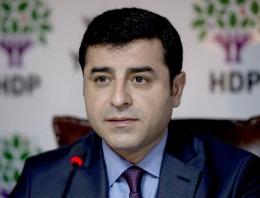 Demirtaş'tan manidar 'gazoz açılışı'
