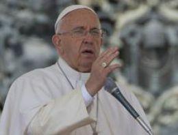 Türkiye'den Papa'ya barış daveti