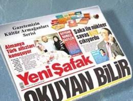 Yeni Şafak'tan kovulan gazeteciden sert sözler!