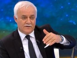 Nihat Hatipoğlu'na şok banyo sorusu