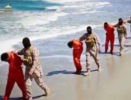 IŞİD'den yeni bir kanlı infaz