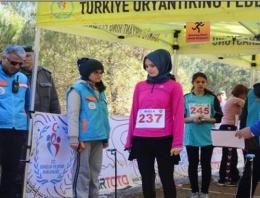 Davutoğlu'nun kızı milli sporcu oldu!