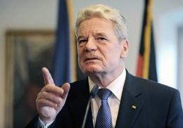 Almanya Cumhurbaşkanı'ndan şoke eden açıklama