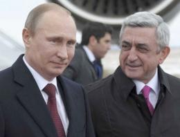 Rusya'dan son dakika Ermenistan şoku