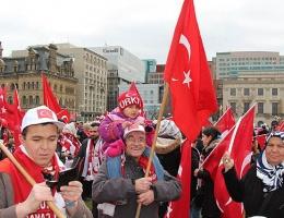 Türkler Ermeni diasporasına böyle yanıt verdi