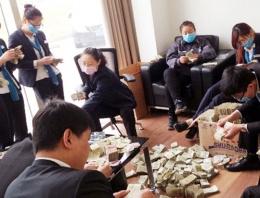 Çinli iş kadını lüks otomobil alırsa