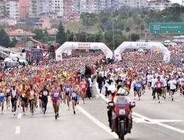 İstanbul kapalı yollar 26 Nisan pazar