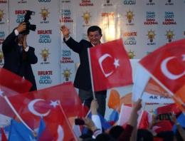 Davutoğlu HDP'ye meydan okudu
