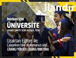 Şimdi Sınavsız Üniversite Zamanı