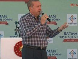 Erdoğan'dan HDP'li Dengir Fırat'a cevap