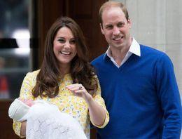 İngiltere'nin yeni prensesinin adı belli oldu