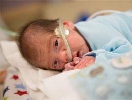 Öldükten 54 gün sonra doğum yaptı