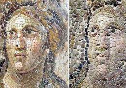 Hatay'da botokslu mozaik skandalı