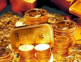 Altın fiyatları yükseldi Kapalıçarşı son fiyatlar
