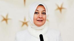 Davutoğlu'na bir tepki de Hayrunnisa Gül'den!
