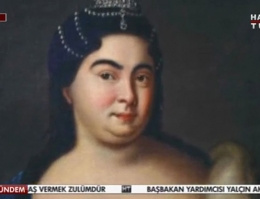 Katerina'nın resmi Habertürk canlı yayına ara verdirdi