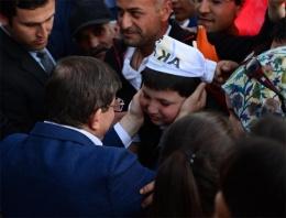 Davutoğlu yine Demirtaş'a yüklendi!