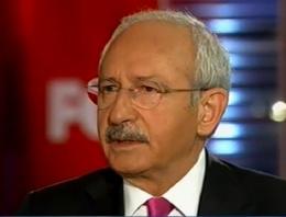Kılıçdaroğlu'ndan NTV canlı yayınında flaş açıklamalar