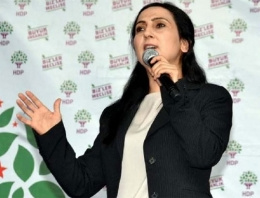 HDP'li Yüksekdağ'dan skandal sözler