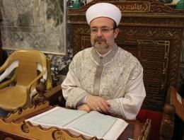 Görmez'den İslam dini uyarısı haberi