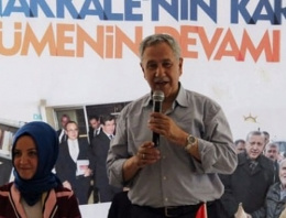 Arınç'a göre AK Parti'nin en büyük kozu...