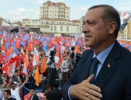 Adana'da miting savaşını Erdoğan kazandı