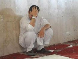 Camiye yönelik saldırıyı onlar üstlendi