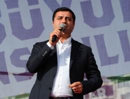 Demirtaş'tan İzmirli seçmene baraj uyarısı